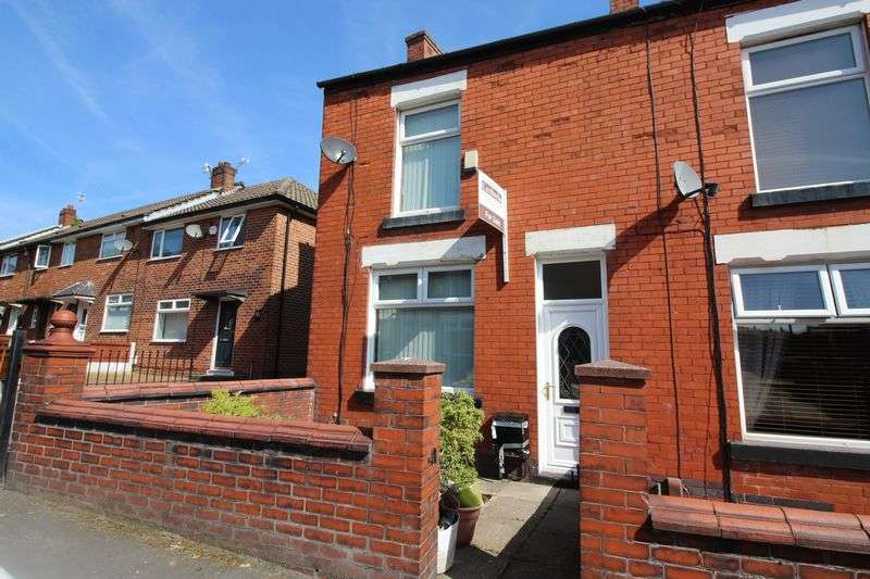 2 Bedrooms Terraced House for sale in Raimond Street, Halliwell, Bolton. SUPERB 2 BED END TERRACE