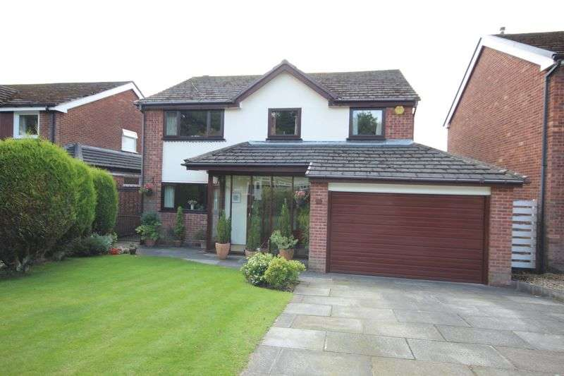 4 Bedrooms Detached House for sale in GREENWICH CLOSE, Bamford, Rochdale OL11 5JN