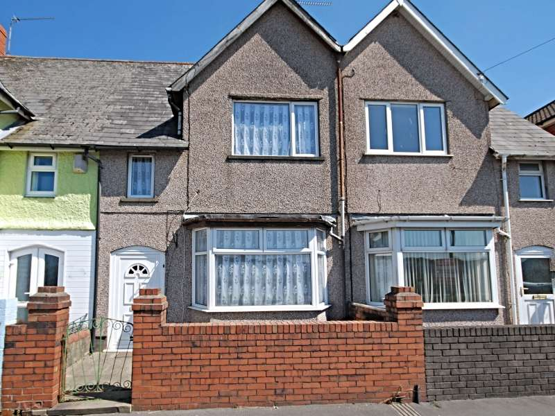 3 Bedrooms Terraced House for sale in Mendalgief Road, Newport, South Wales. NP20 2ND