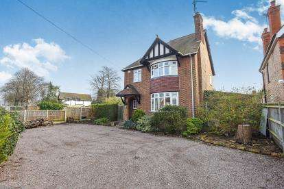 4 Bedrooms Detached House for sale in Oundle Road, Orton Longueville, Peterborough, Cambridgeshire