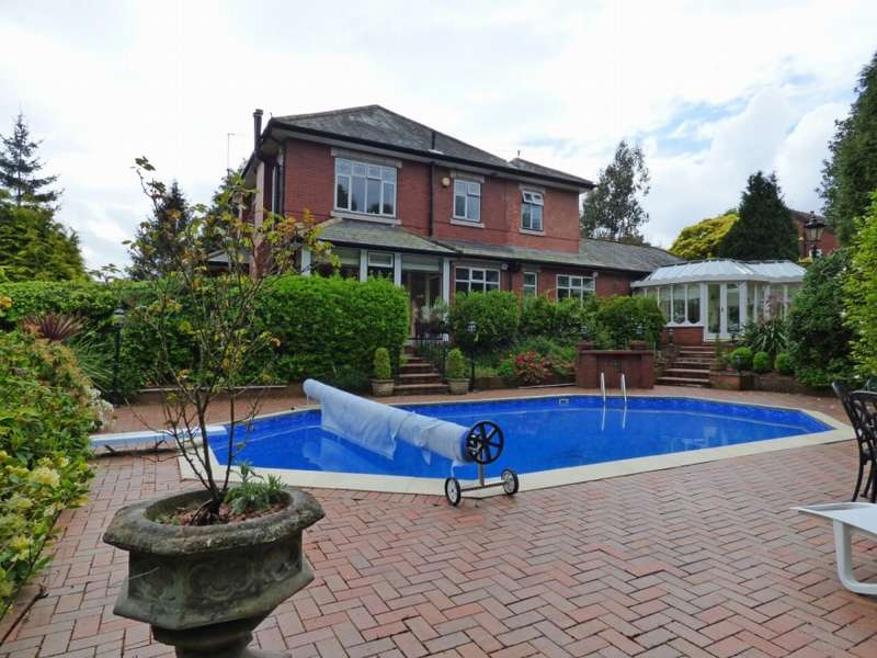 4 Bedrooms Detached House for sale in Kings Road Hazel Grove Stockport
