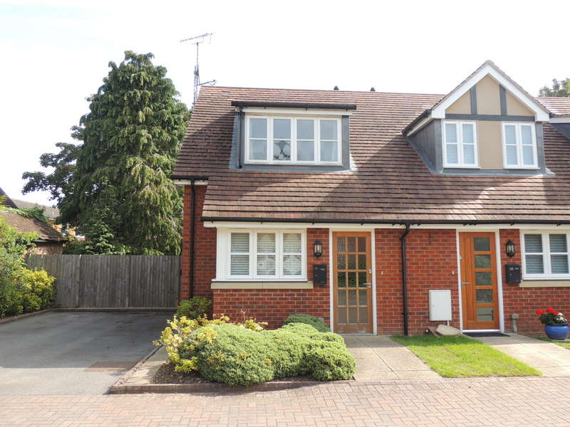 2 Bedrooms End Of Terrace House for sale in Widney Road, Knowle, Solihull