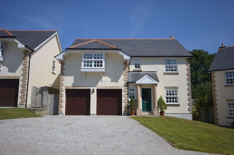 4 Bedrooms Detached House for sale in Tehidy Park, Tehidy