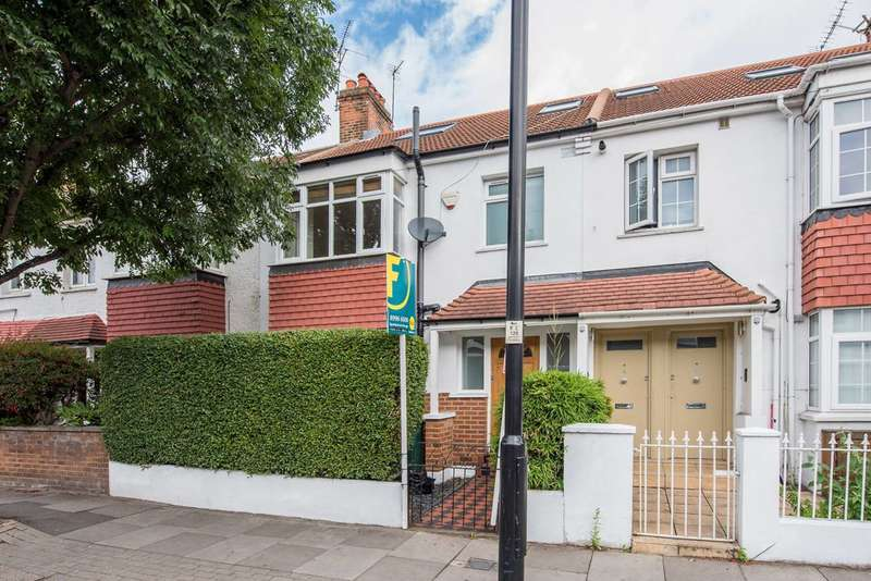 4 Bedrooms House for sale in Southfield Road, Acton Green, W4