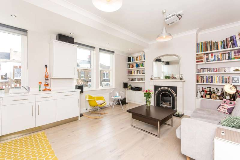 3 Bedrooms Flat for sale in Fermoy Road, Maida Hill, W9