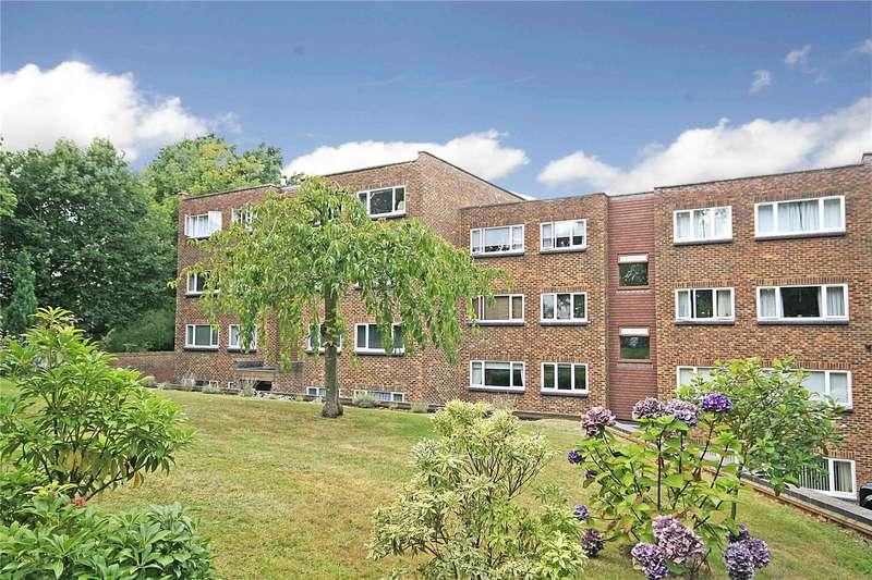 2 Bedrooms Apartment Flat for sale in Farington Acres, Vale Road, Weybridge, Surrey, KT13