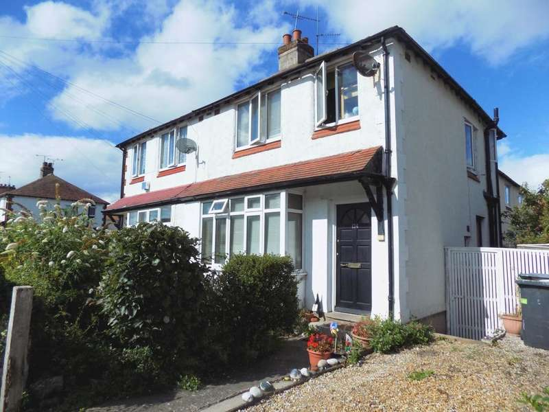 3 Bedrooms Semi Detached House for sale in Penrhyn Avenue, Rhos-On-Sea, LL28