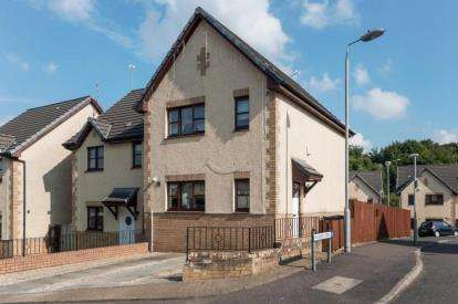 3 Bedrooms Semi Detached House for sale in Rosebank Gardens, Johnstone