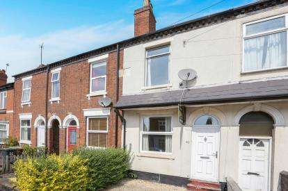 2 Bedrooms Terraced House for sale in Milton Road, Fallings Park, Wolverhampton, West Midlands