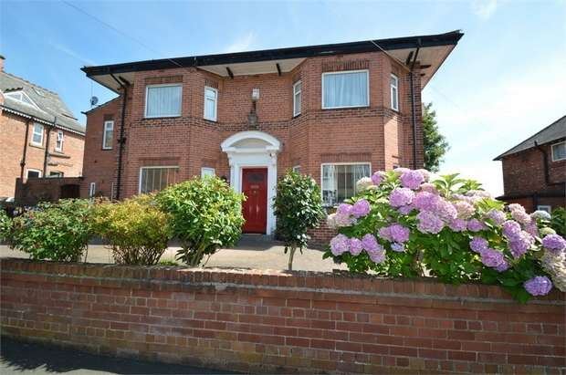 6 Bedrooms Detached House for sale in Glebelands Road, Prestwich, MANCHESTER, Lancashire