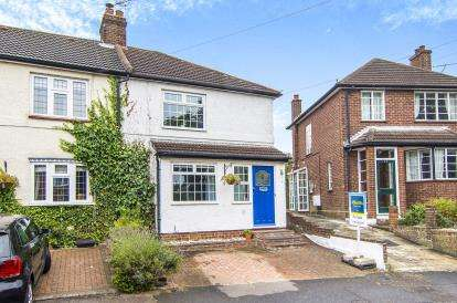 3 Bedrooms End Of Terrace House for sale in Epping, Essex