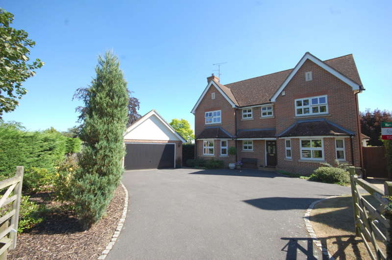 6 Bedrooms Detached House for sale in Penrose Mead, Writtle, Chelmsford, CM1