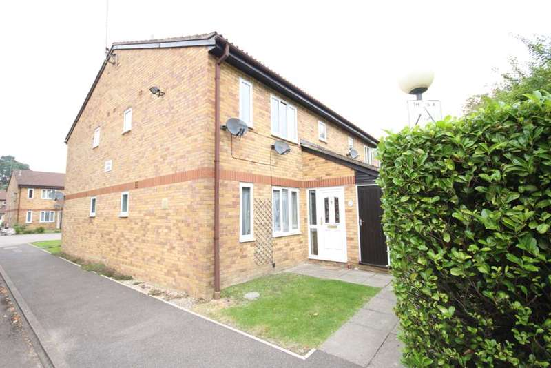 Studio Flat for sale in Boxford Ridge, Bracknell