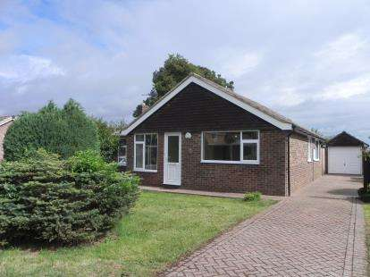 3 Bedrooms Bungalow for sale in Westland Road, Cottesmore, Oakham, Rutland