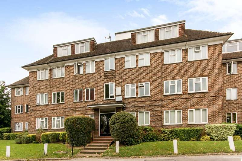 3 Bedrooms Flat for sale in High Road, Finchley, N12