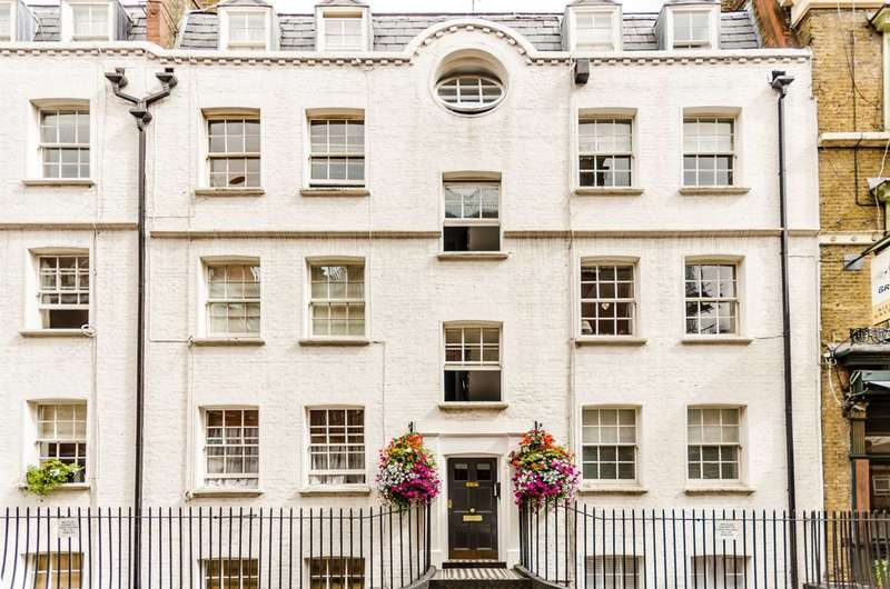 1 Bedroom Flat for sale in Homer Street, Marylebone, W1H