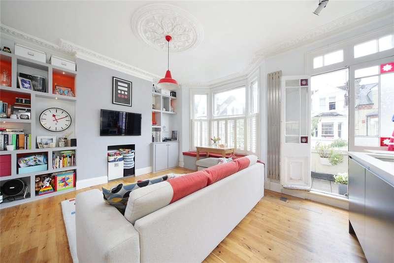 2 Bedrooms Flat for sale in Leathwaite Road, Battersea, London, SW11