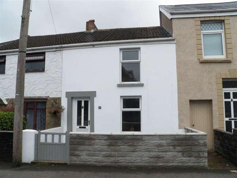 2 Bedrooms Property for sale in Llangyfelach Road, Brynhyfryd