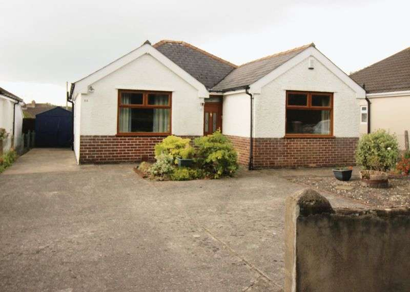 3 Bedrooms Detached Bungalow for sale in Oakfield Road, Cwmbran