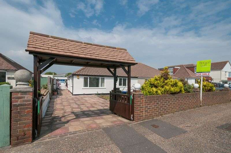 2 Bedrooms Bungalow for sale in Brighton road, lancing