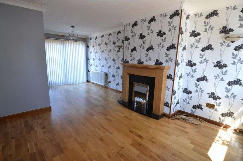 2 Bedrooms Terraced House for sale in Broadlie Drive, Dalry