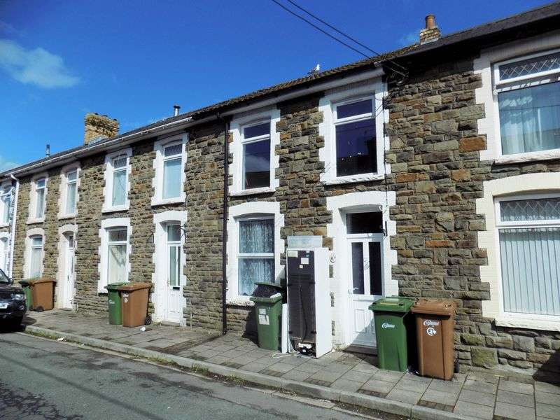 3 Bedrooms Terraced House for sale in Kingsley Place, Caerphilly