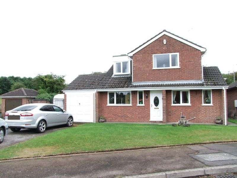 4 Bedrooms Detached House for sale in Lordswell Road, Burton