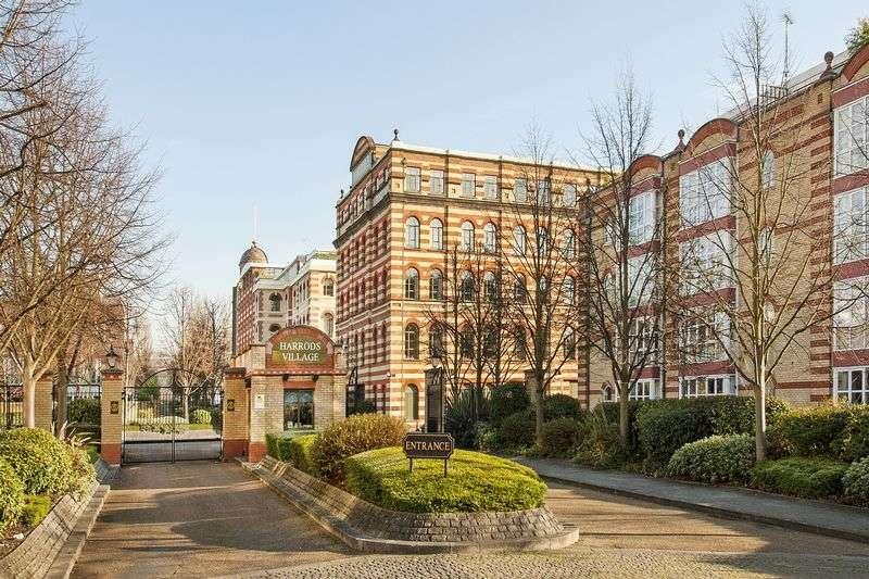 2 Bedrooms Flat for sale in Oriel Drive, Harrods Village, Barnes, London