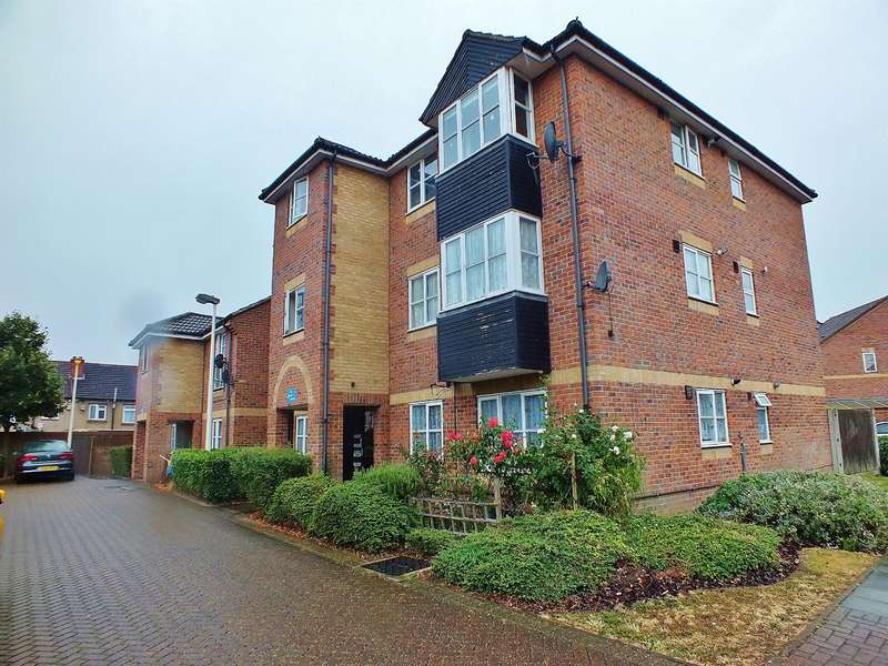 2 Bedrooms Flat for sale in Southall, Middlesex