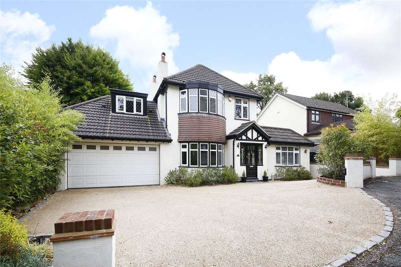 4 Bedrooms Detached House for sale in Vale Close, The Vale, Coulsdon