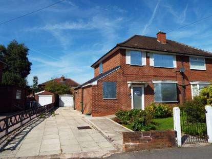 3 Bedrooms Semi Detached House for sale in Edward Charlton Road, Manchester, Greater Manchester