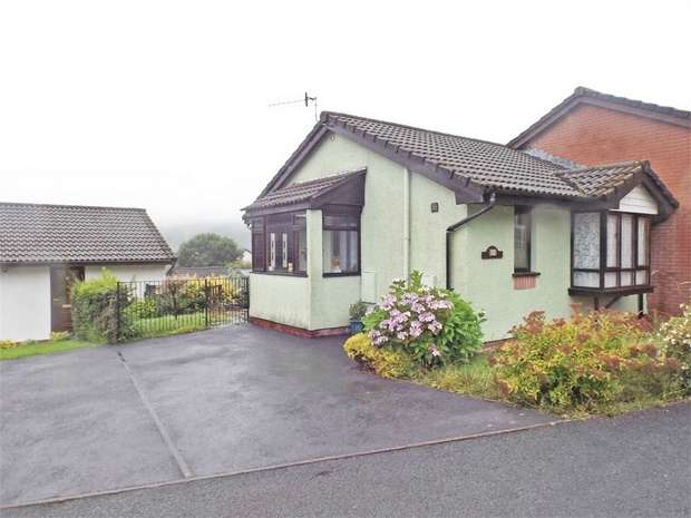 1 Bedroom Semi Detached Bungalow for sale in Edison Crescent, Clydach, Swansea, West Glamorgan