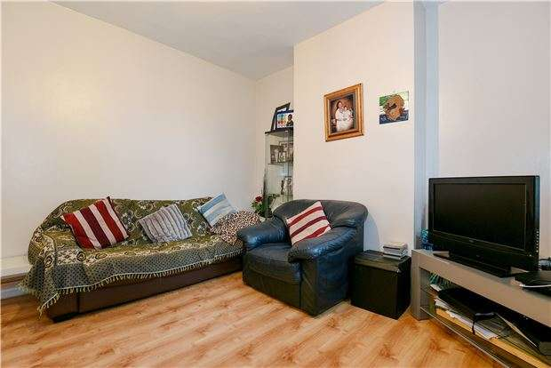 2 Bedrooms Flat for sale in Sanders House, SW16