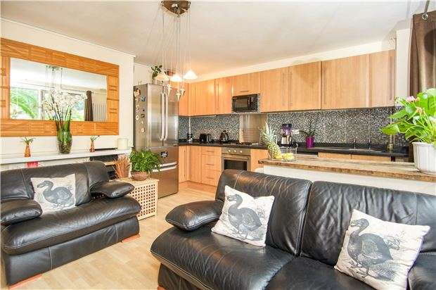 4 Bedrooms Terraced House for sale in Whitlock Drive, LONDON, SW19 6SH