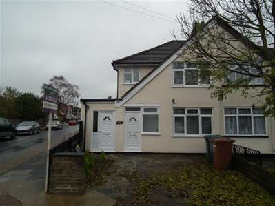 4 Bedrooms Semi Detached House for sale in Weald Lane, Harrow Weald