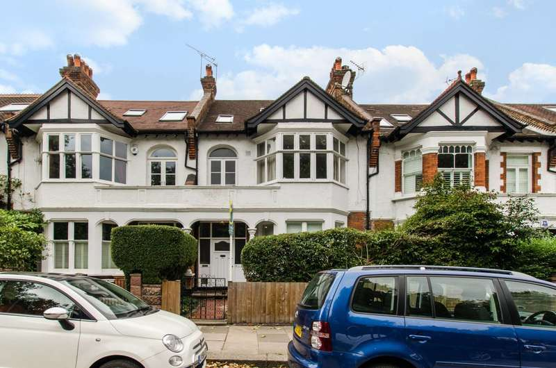 1 Bedroom Flat for sale in Clapham Common West Side, Between the Commons, SW4