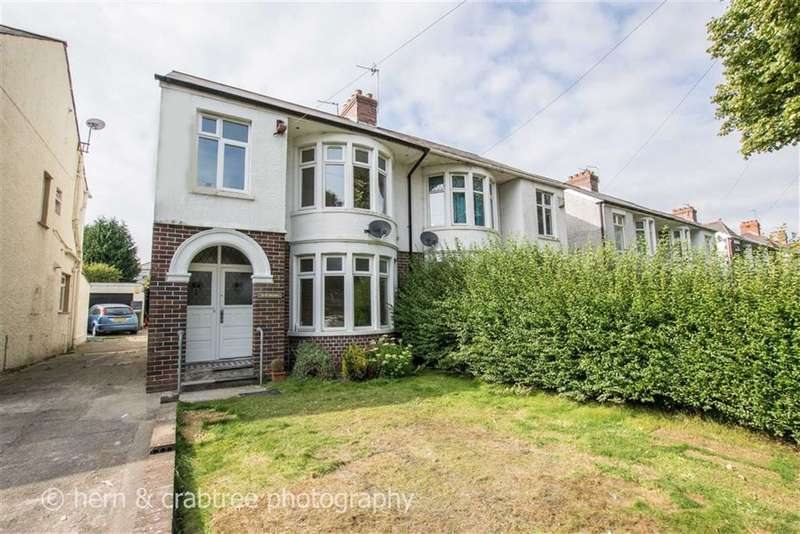 3 Bedrooms Property for sale in Caerau Lane, Caerau, Cardiff