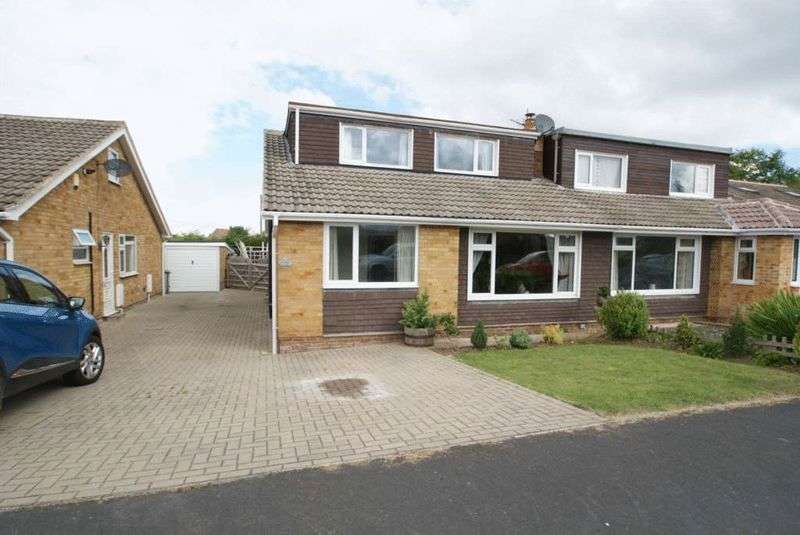 4 Bedrooms Detached House for sale in Angrove Close, Middlesbrough