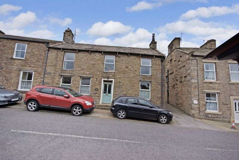 4 Bedrooms Semi Detached House for sale in Main Street, Leyburn DL8