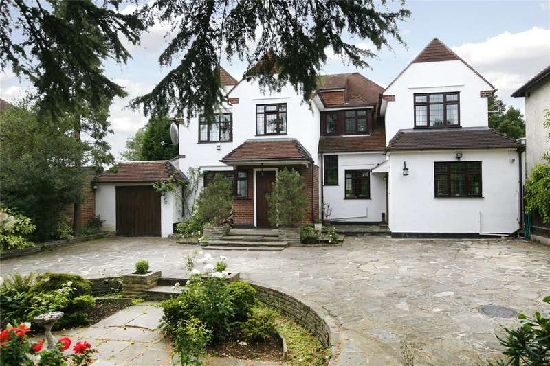 6 Bedrooms Detached House for sale in Woodlands Road, Surbiton, Surrey, KT6