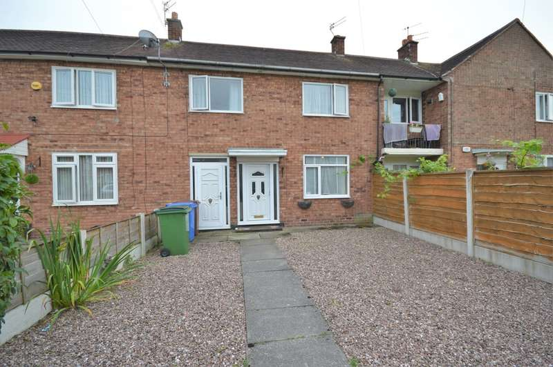 3 Bedrooms Terraced House for sale in Heaton Avenue, Bramhall