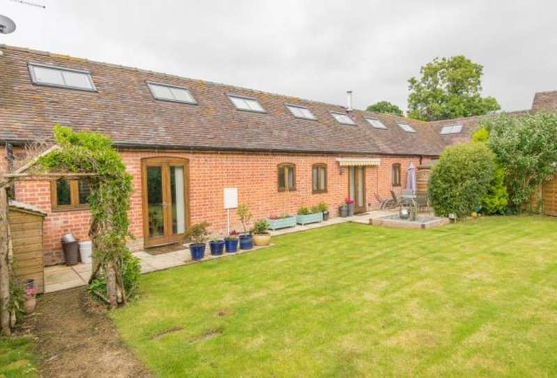 2 Bedrooms Property for sale in 3 Longnor Park Barns, Longnor, Shropshire, SY5