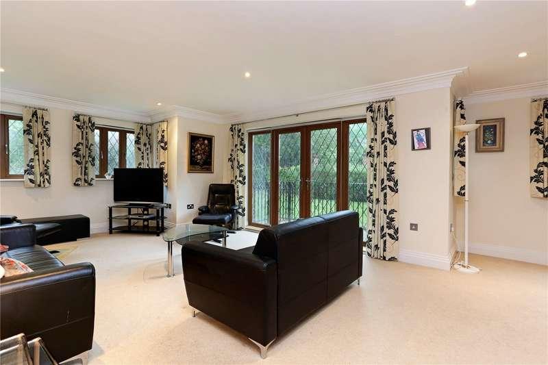 2 Bedrooms Flat for sale in Kestrel Court, Cherry Tree Way, Stanmore, HA7