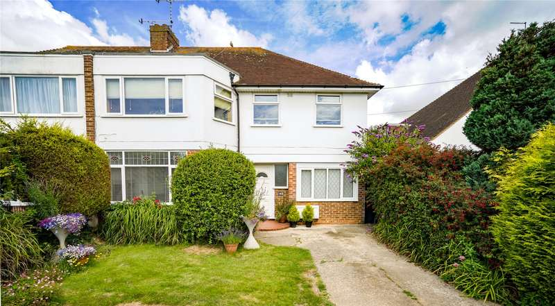 2 Bedrooms Apartment Flat for sale in Goring Road, Goring By Sea, Worthing, BN12