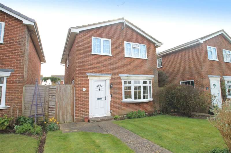 4 Bedrooms Detached House for sale in Middle Mead, Littlehampton, West Sussex, BN17