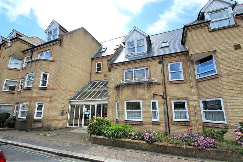 2 Bedrooms Retirement Property for sale in Belmaine Court, West Street, Worthing, BN11