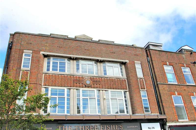 2 Bedrooms Apartment Flat for sale in Chapel Road, Worthing, West Sussex, BN11