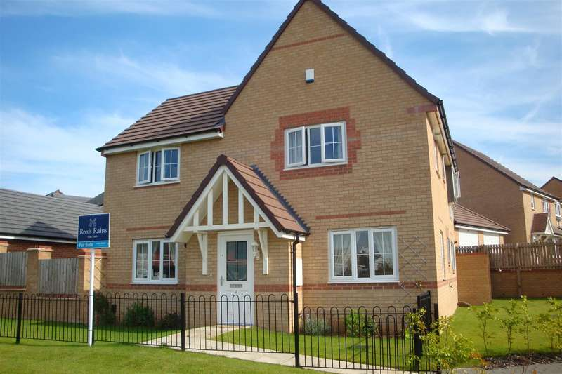 4 Bedrooms Property for sale in 6 Friends Close, Thurcroft, Rotherham, S66 9FB