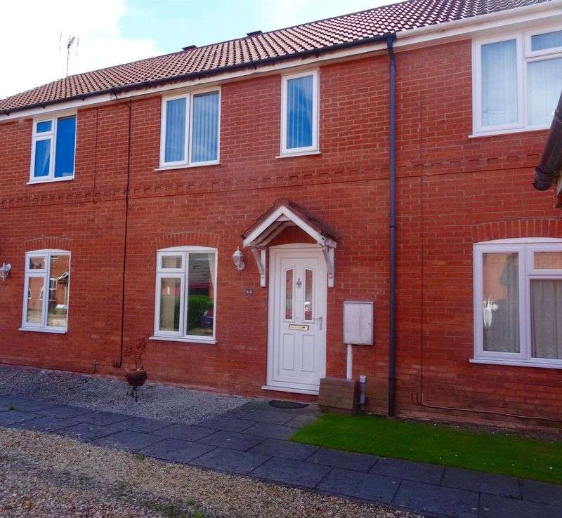 2 Bedrooms Terraced House for sale in Daniels Gate, Spalding