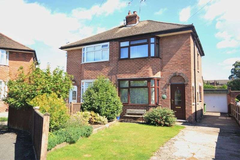 3 Bedrooms Semi Detached House for sale in Rydal Avenue, Whitchurch